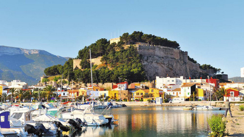 Цены на недвижимость в испании барселона